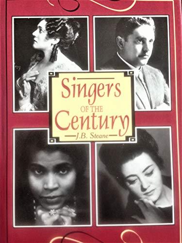 9780715627105: Singers of the Century, Vol. 1