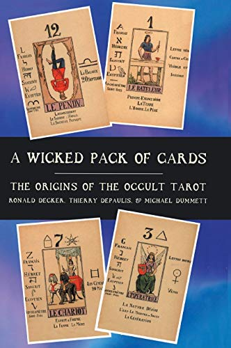 9780715627136: A Wicked Pack of Cards: Origins of the Occult Tarot