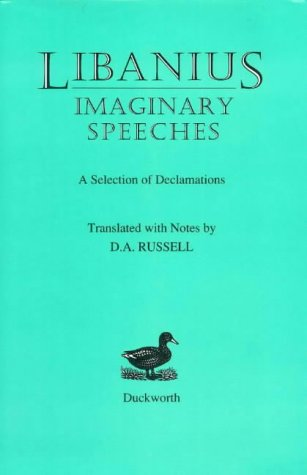 9780715627150: Imaginary Speeches: A Selection of Declamations