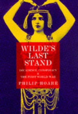 9780715628287: Wilde's Last Stand