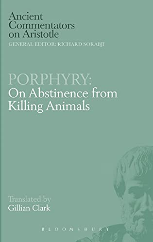 9780715629017: Porphyry: On Abstinence from Killing Animals (Ancient Commentators on Aristotle)