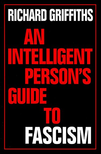 9780715629185: An Intelligent Person's Guide to Fascism