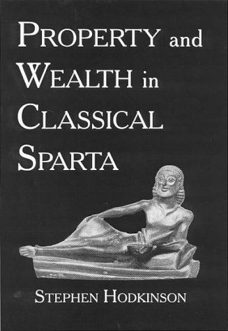 9780715630402: Property and Wealth in Classical Sparta