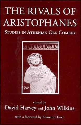 9780715630457: The Rivals of Aristophanes: Studies in Athenian Old Comedy