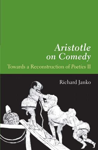 9780715631690: Aristotle on Comedy: Towards a Reconstruction of Poetics II