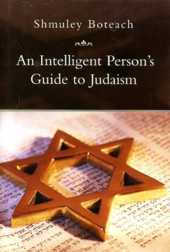 9780715631904: Intelligent Person's Guide to Judaism (Intelligent Person's Guide S.)