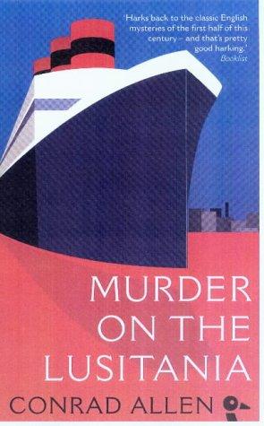 9780715632130: Murder on the Lusitania