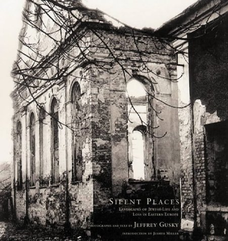 9780715632543: Silent Places: Landscapes of Jewish Life and Loss in Eastern Europe