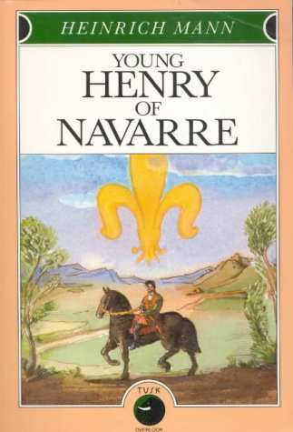 9780715632765: Young Henry of Navarre