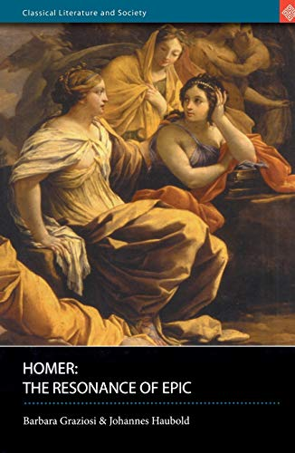 9780715632826: Homer: The Resonance Of Epic