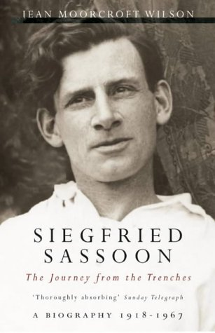 9780715633243: Siegfried Sassoon : The Journey from the Trenches 1918-1967