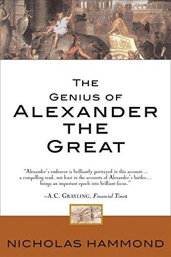 9780715633410: Genius of Alexander the Great