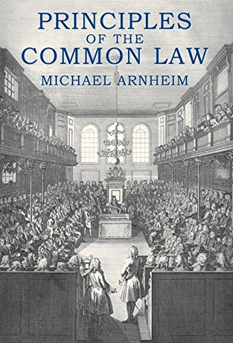 9780715633724: Principles of Common Law