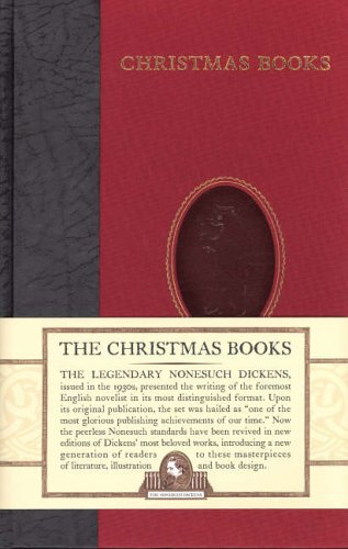 Christmas Books : A Christmas Carol, the: Charles Dickens