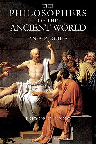 9780715634974: The Philosophers of the Ancient World: An A to Z Guide: An A-Z Guide