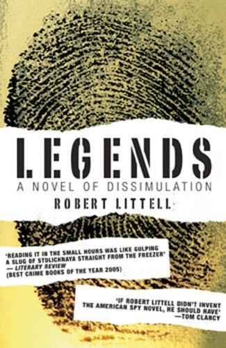 9780715635391: Legends: A Novel of Dissimulation