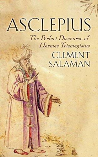 9780715635643: Asclepius: The Perfect Discourse of Hermes Trismegistus