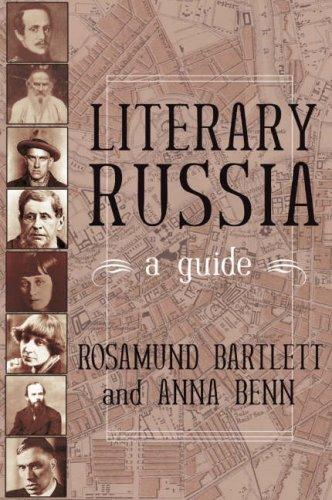 9780715636220: Literary Russia : A Guide