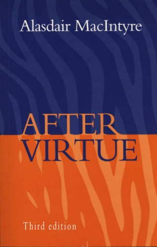 9780715636404: After virtue: a study in moral theory