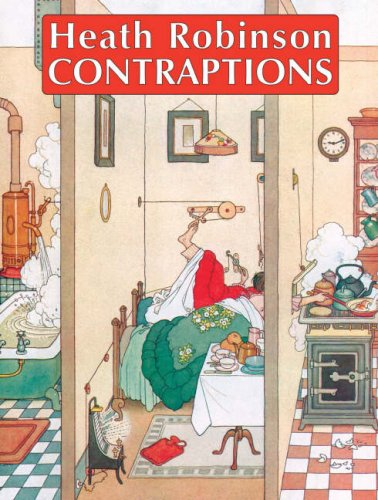 9780715636947: Heath Robinson Contraptions