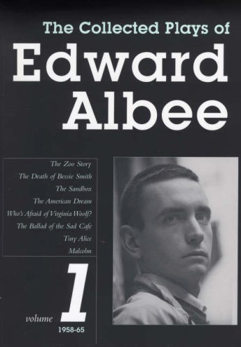 9780715637418: The Collected Plays of Edward Albee: Vol 1
