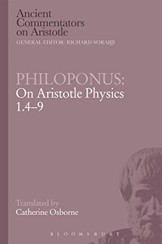 9780715637876: Philoponus: On Aristotle Physics 1.4-9 (Ancient Commentators on Aristotle)