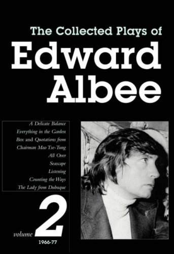 9780715637999: The Collected Plays of Edward Albee: 1966-77 Pt. 2
