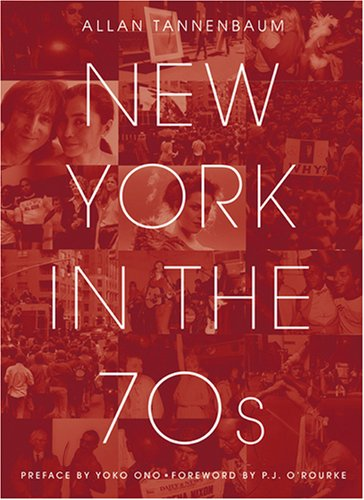 Stock image for New York In The 70s for sale by Geoff Blore`s Books