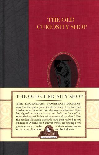 9780715638859: The Old Curiosity Shop (Nonesuch Dickens)