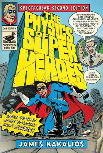 9780715639115: The Physics of Superheroes
