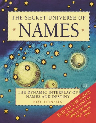9780715639719: The Secret Universe of Names: The Dynamic Interplay of Names and Destiny