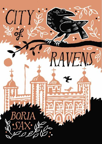 9780715640814: City of Ravens: The Extraordinary History of London, its Tower and its Famous Ravens