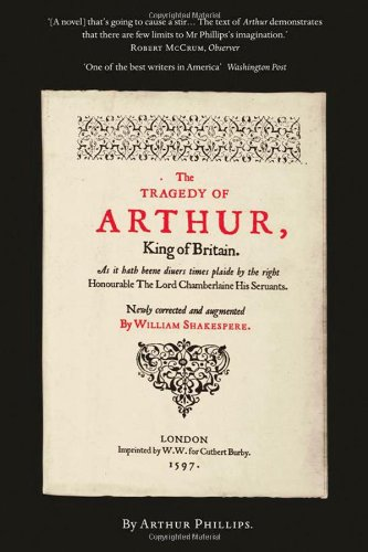 9780715641378: The Tragedy of Arthur
