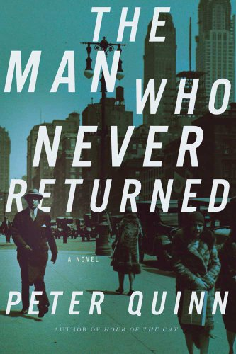 9780715641590: The Man Who Never Returned