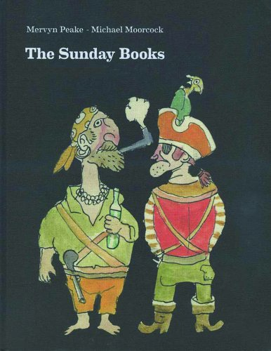 The Sunday Books (0715641719) by Mervyn Peake