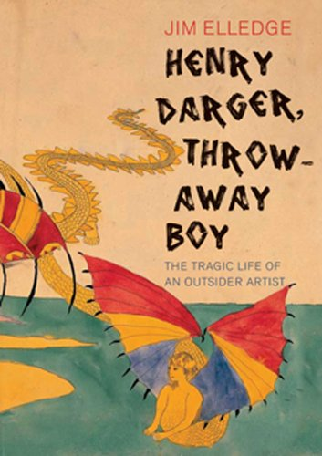 9780715646328: Henry Darger, Throw Away Boy: The Tragic Life of an Outsider Artist