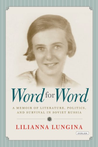 9780715649220: Word for Word: A Memoir of Literature, Politics and Survival in Soviet Russia
