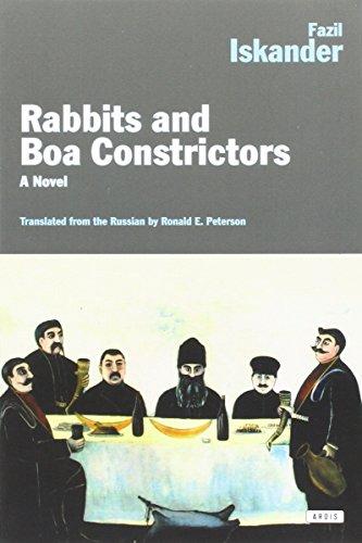 9780715649862: RABBITS AND BOA CONSTRICTORS