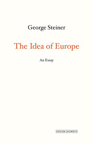 9780715649923: The Idea of Europe: What Lies Ahead for a Continent Whose Borders are Growing Even as its Cultural Identity Recedes?