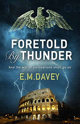 9780715649930: Foretold by Thunder