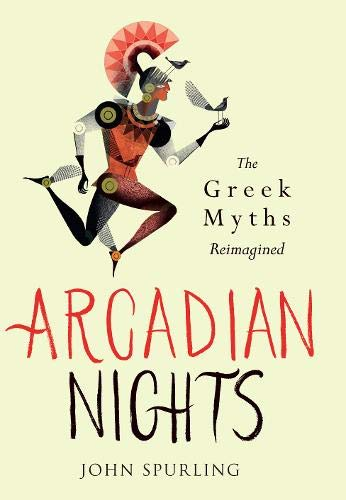 9780715650479: Arcadian Nights: Stories from Greek Myths