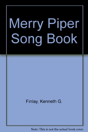 9780715705407: Merry Piper Song Book