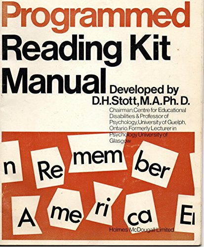9780715709702: Programmed Reading Kit: Tchrs'.Manual