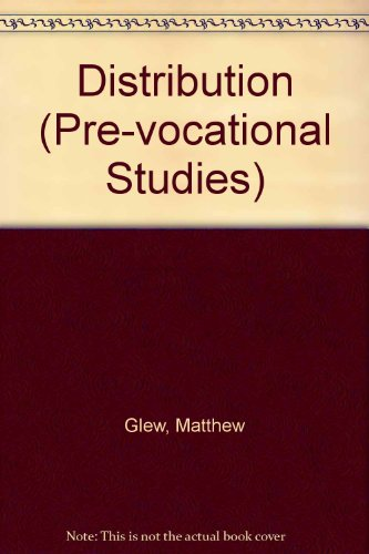 9780715725931: Distribution (Pre-vocational Studies)