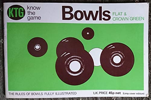 9780715801079: Bowls (Know the Game)