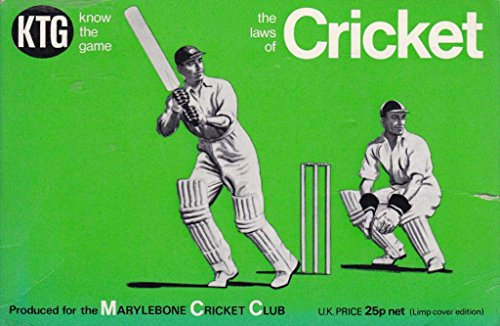 9780715801109: Cricket (Know the Game)