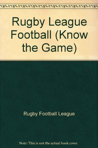 Rugby League Football.: Ktg Know The