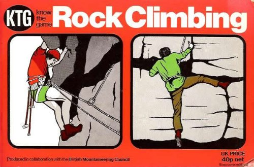 9780715802076: Rock Climbing (Know the Game)