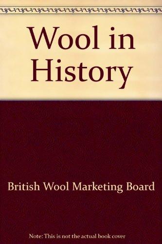 9780715803943: Wool in History