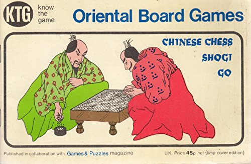 9780715805244: Oriental Board Games (Know the Game)